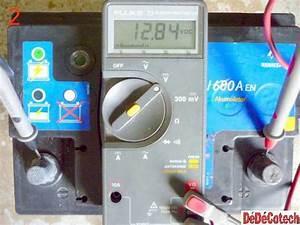 Vendre Une Voiture En L état Sans Controle Technique : tester la batterie et la charge de l alternateur tuto ~ Gottalentnigeria.com Avis de Voitures