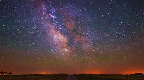Milky Way Galaxy Wallpaper Wallpapersafari