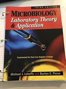9781617314070  Microbiology  Laboratory Theory