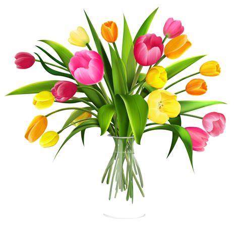 free flower clipart free clip flowers in vase use these free images for