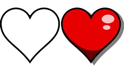 Heart Cartoon Drawing At Getdrawings.com
