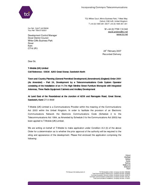 cover letter template uk  english cover letter
