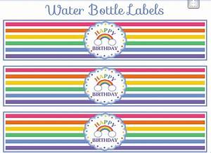 sophie39s peppa pig themed 4th birthday on pinterest With free printable water bottle labels for birthday