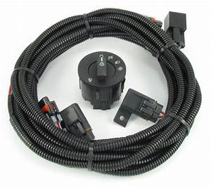 Mustang Fog Light Wiring  U0026 Switch Kit