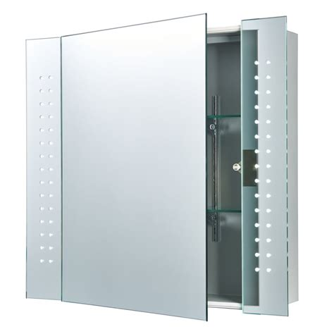 mirror cabinet with light 60894 led bathroom cabinet sensored mirror cabinet