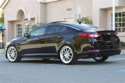 Kia Optima Tire Size by Kia Optima Custom Wheels Forgestar F10 20x9 0 Et 40
