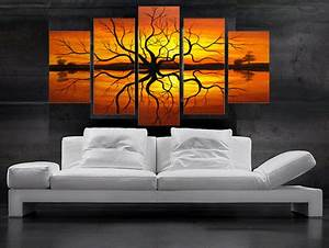 canvas art home wall decor ideas With art on walls home decorating