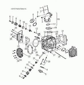 Polaris A12fa09aa Parts List And Diagram
