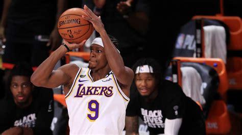 Playoff Rajon Rondo Won't Always Save the Lakers