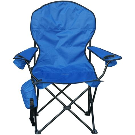 direct import folding back chair with cooler and