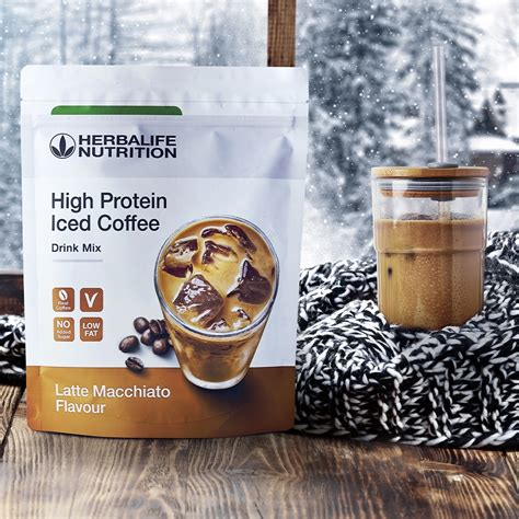 See more ideas about herbalife recipes, herbalife, recipes. Herbalife High Protein Iced Coffee - Latte Macchiato