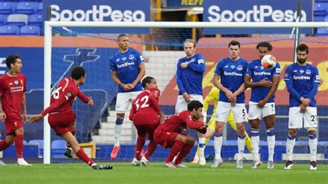 Liverpool Held at Everton in Goalless Derby - Foto Tempo.co
