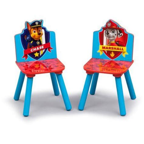 paw patrol table and chair set paw patrol kids storage table and chairs set play tables