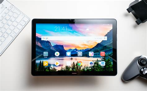 Best Performance Tablet by Huawei Mediapad T5 10 Review Affordable Great Gaming