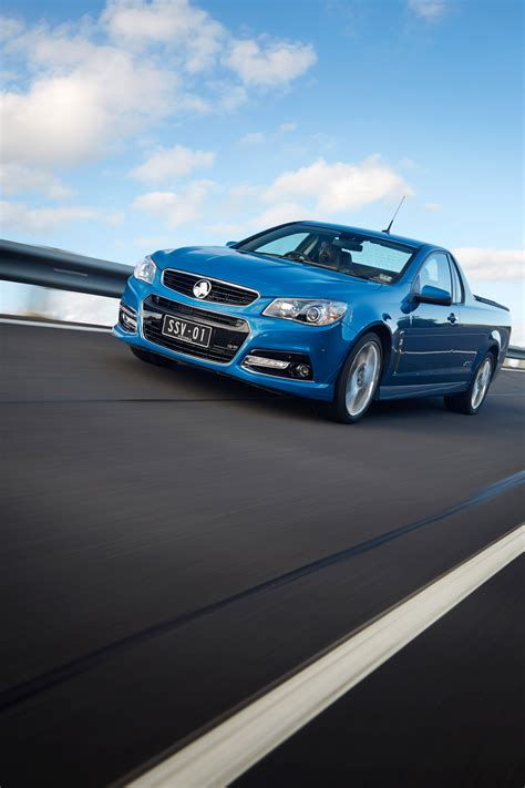 Holden Vf Commodore Ute Ssv Redline Picture 8 Of 14 My