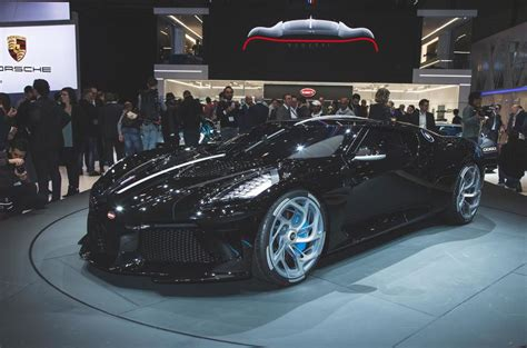 Probably by the end of the year it will be one bitcoin per lambo and probably by the end of next year it will be one bitcoin per bugatti. the price of a lamborghini depends on the model, but. Bugatti La Voiture Noire revealed as most expensive new ...