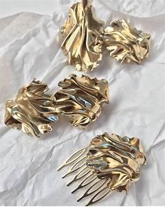 Bijoux Pour Cheveux : les bijoux pour cheveux d 39 annelise michelson ~ Melissatoandfro.com Idées de Décoration