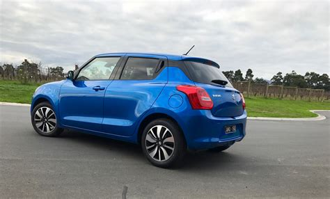 suzuki swift review  caradvice