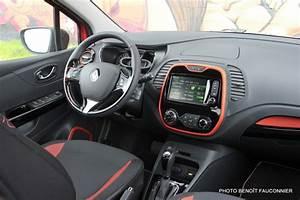 Renault Captur Phase 2 : essai renault captur tce 120 edc l aventure urbaine fun et facile quatre cylindres en ligne ~ Gottalentnigeria.com Avis de Voitures