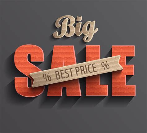 Poster big sale. - Download Free Vectors, Clipart Graphics ...