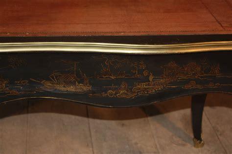 bureau louis xv louis xv style japanned bureau plat circa 1810 for sale