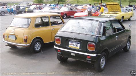 Kei Cars For Sale Usa grey in the usa 1975 mazda chantez gl quot kei car quot