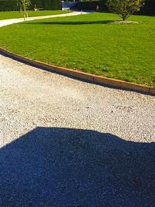 Anlegen Eines Gartens : anlegen eines stabilisierten kiesweg im garten mit dem ~ Michelbontemps.com Haus und Dekorationen