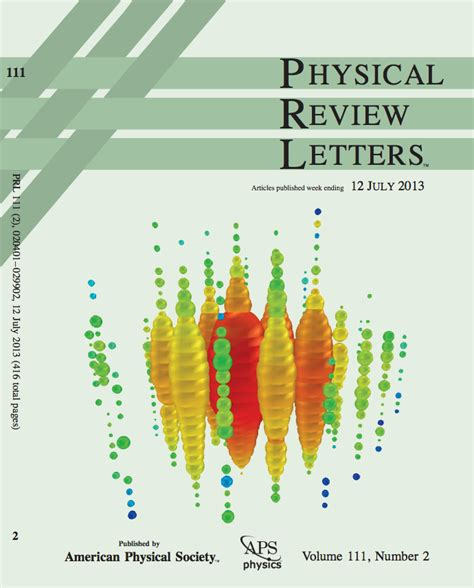 physical review letters 2 inspirational physical review letters how to format a 43937