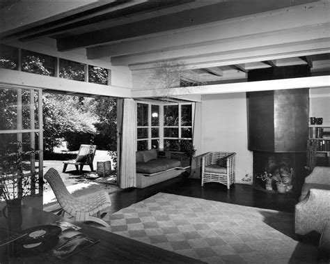 Fileinterior View Of The Rm Schindler Residence, West