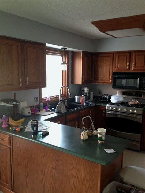 27 diy kitchen remodel on a tight budget 00004 desain