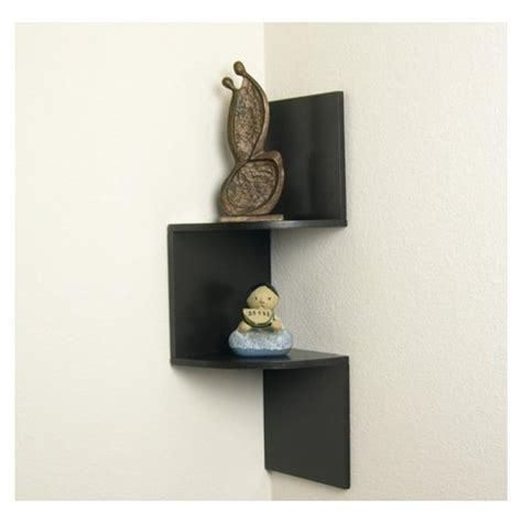 black corner shelf decorative corner shelf