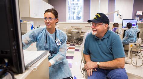 Free Dental Hygiene Sles by Otc Dental Hygiene Students Provide Free Services To Vets