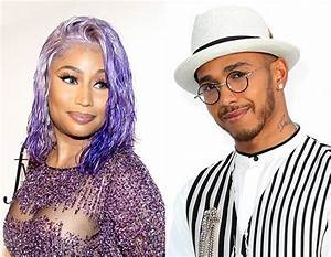 Nicki Minaj and Lewis Hamilton May Have Just Confirmed All ...