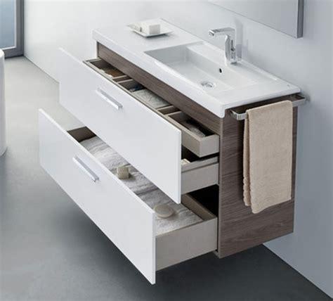 mueble y lavabo unik prisma 2 cajones roca ba 241 o decoraci 243 n
