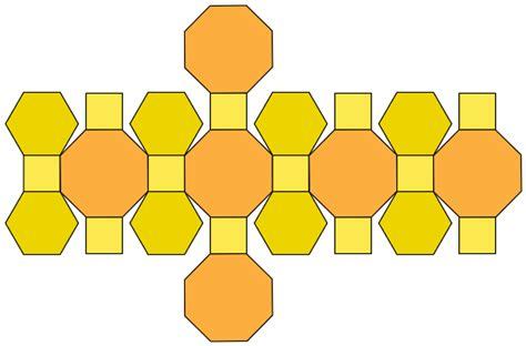 truncated cuboctahedron template file truncated cuboctahedron flat svg math wiki fandom
