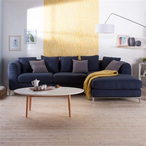 pieds de canapé plus on est de fous canapé d 39 angle tissu texturé 4