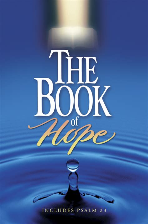 tyndale  book  hope