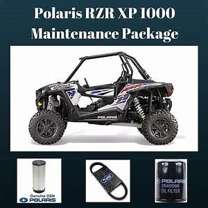 New Oem Polaris Rzr Xp 1000 Maintenance Package For Sale