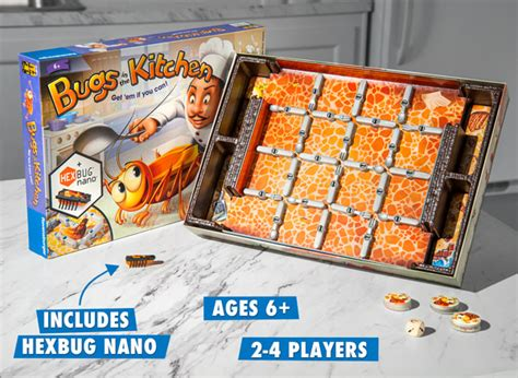 bugs in the kitchen bugs in the kitchen fast paced family board