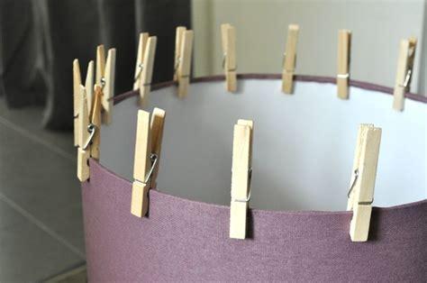 tuto pour fabriquer un abat jour en tissu propre d 233 co et bricolage comment et