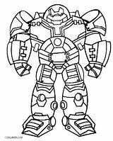 Iron Coloring Pages Printable Ironman Getcolorings sketch template