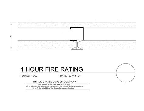 Usg Design Studio Shaft Wall 2 Hr Download Details