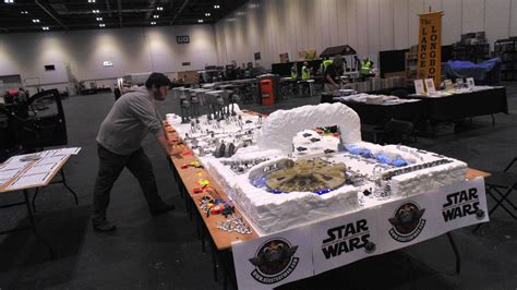 star wars table l star wars hoth table getting ready for the gamers