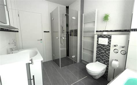 Badezimmer Planung  Haus Dekoration