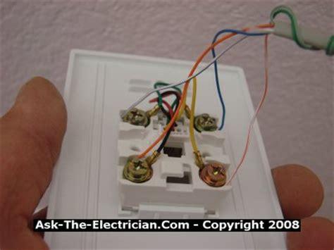 Modular Jack Wiring Pins Numbered Radar