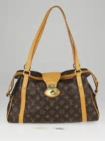 louis vuitton monogram canvas stresa pm bag yoogis closet