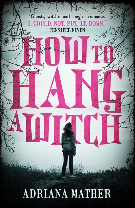 Win 1 Of 5 Copies Of How To Hang A Witch  World Book Day