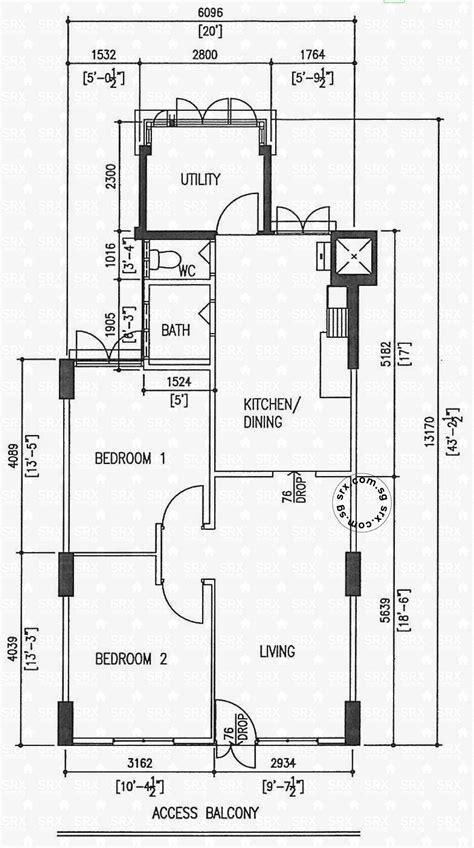 Marine Terrace Hdb Details  Srx Property
