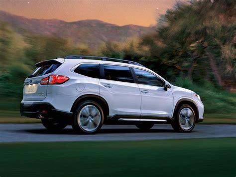 subaru ascent road test  review autobytelcom