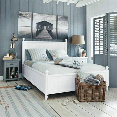 chambre marin la décoration marine en 50 photos inspirantes